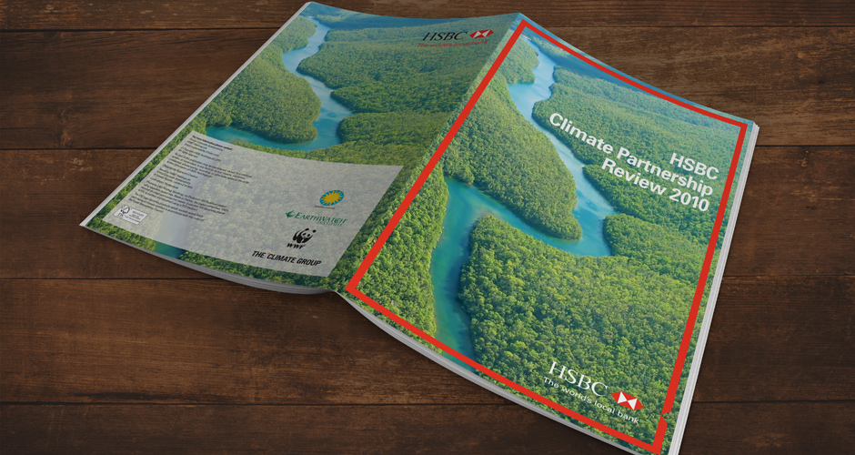 HSBC Climate Review