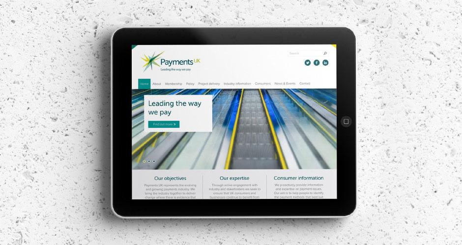 Payments UK website