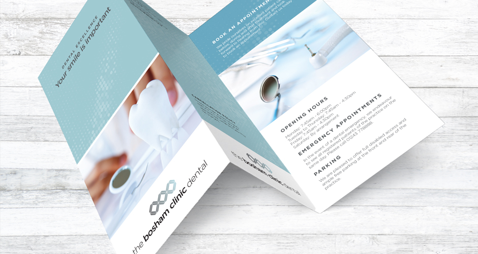 Bosham Clinic brochure