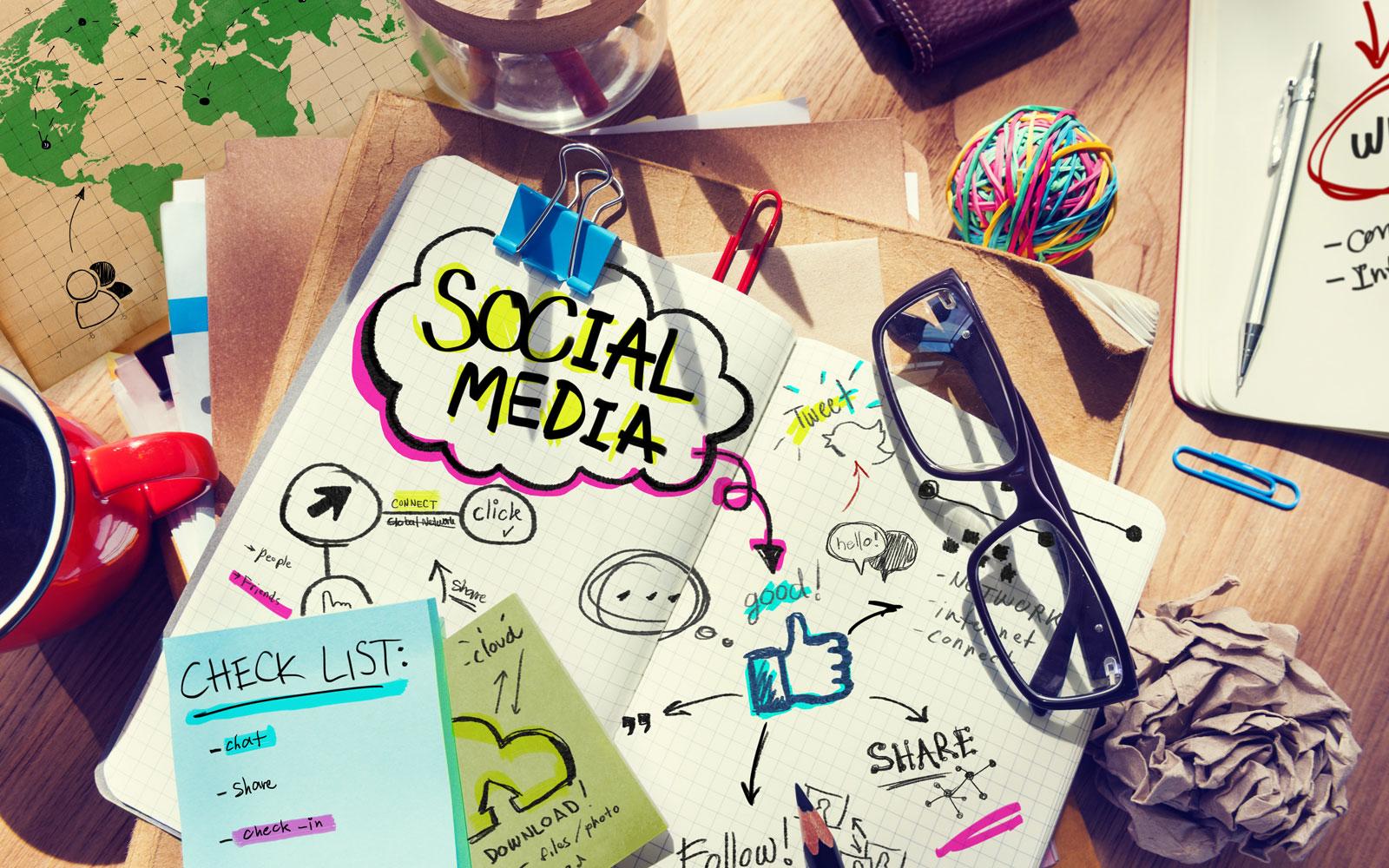 Planning your social media