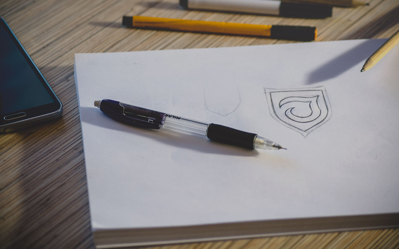 Trends in logo design