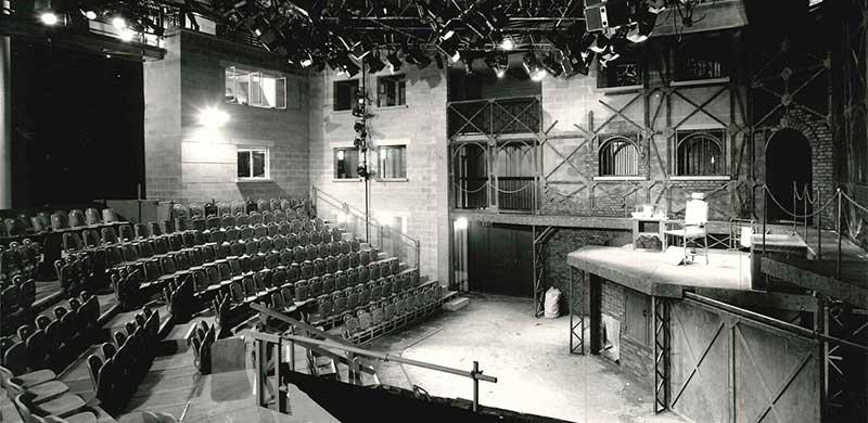 The Half Moon Theatre, London