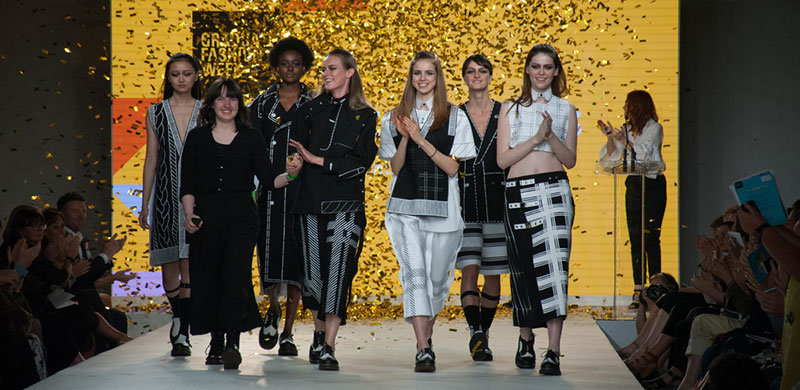 Graduate Fashion Week, London 2016