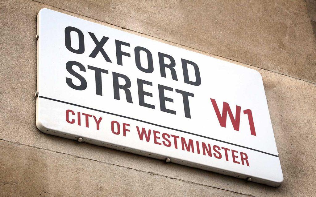 oxford street london univers