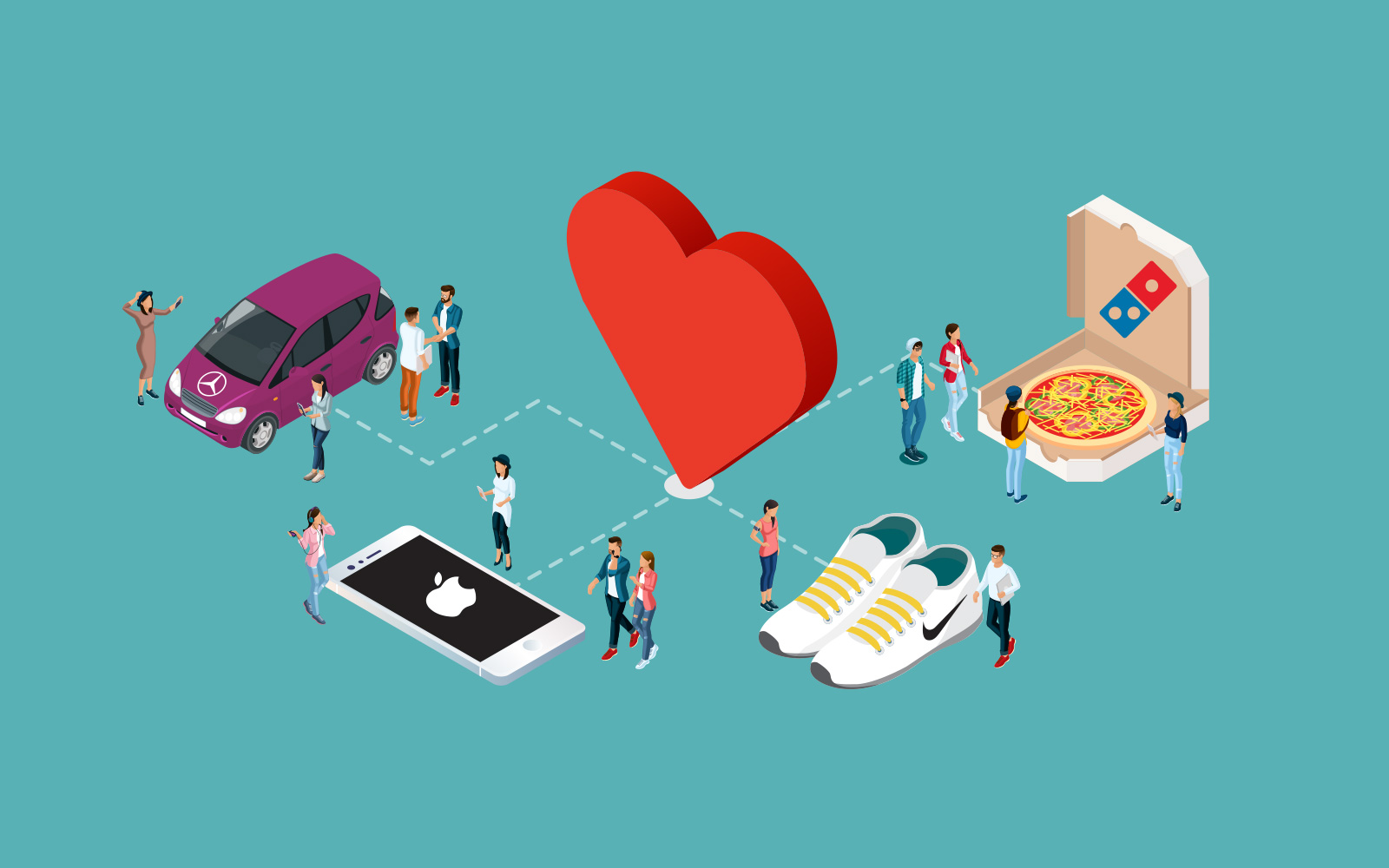 How do you create a brand people love?