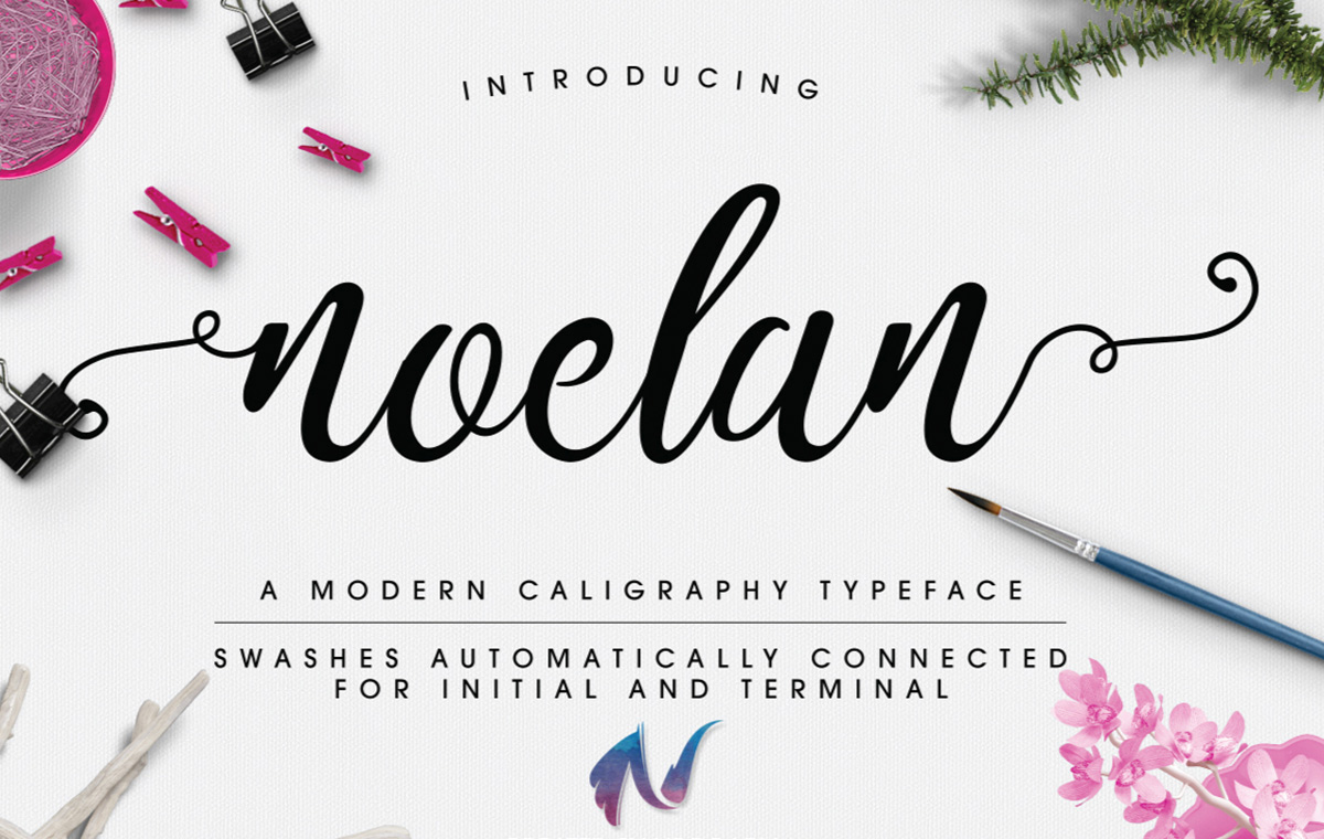 20 of the best free script fonts to get you in the festive mood